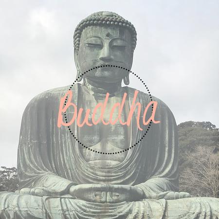 Buddha kolekce